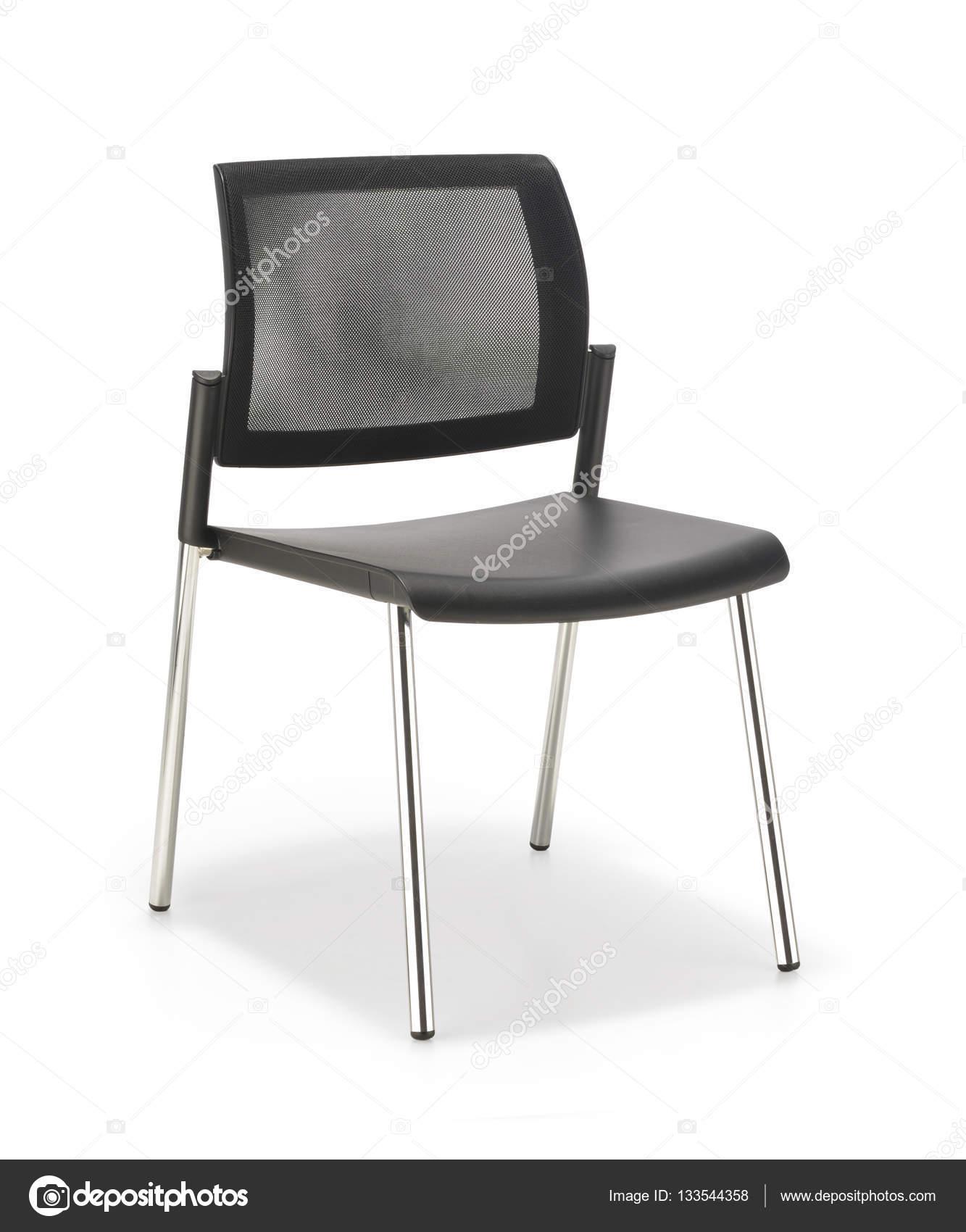 Bureaustoel Zonder Armleuning.Zwarte Bureaustoel Zonder Armleuningen Stockfoto C Antoniotruzzi