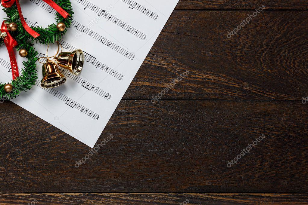 guirlande noel musique