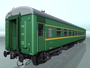 Railcar CMV type 52W