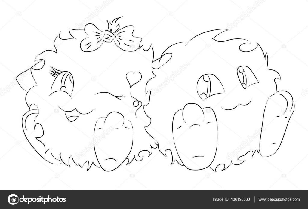 Dibujos: monstruos animados para colorear | monstruo de dos dibujos ...