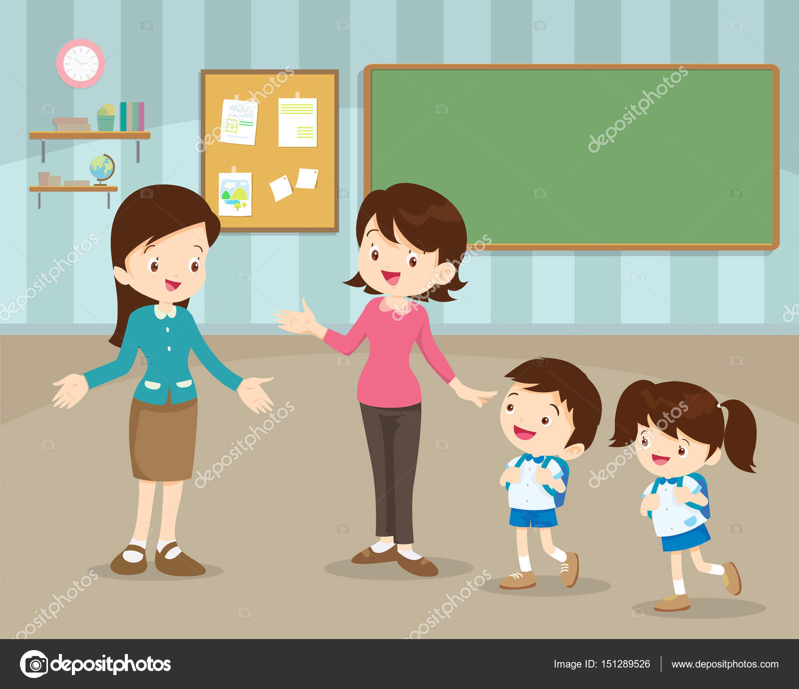 Parents Hugging Son. Mom And Dad Embracing Their Child And Talking..  Royalty Free Cliparts, Vectors, And Stock Illustration. Image 98362450.