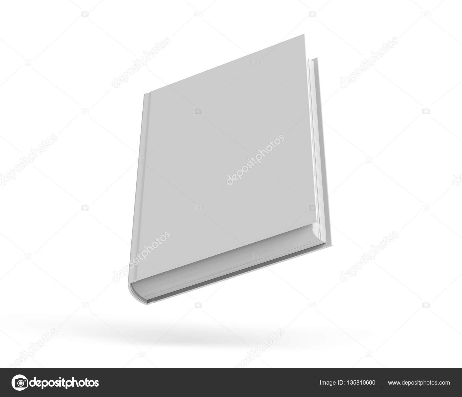 Plantilla de libro de tapa dura — Foto de stock © HstrongART #135810600