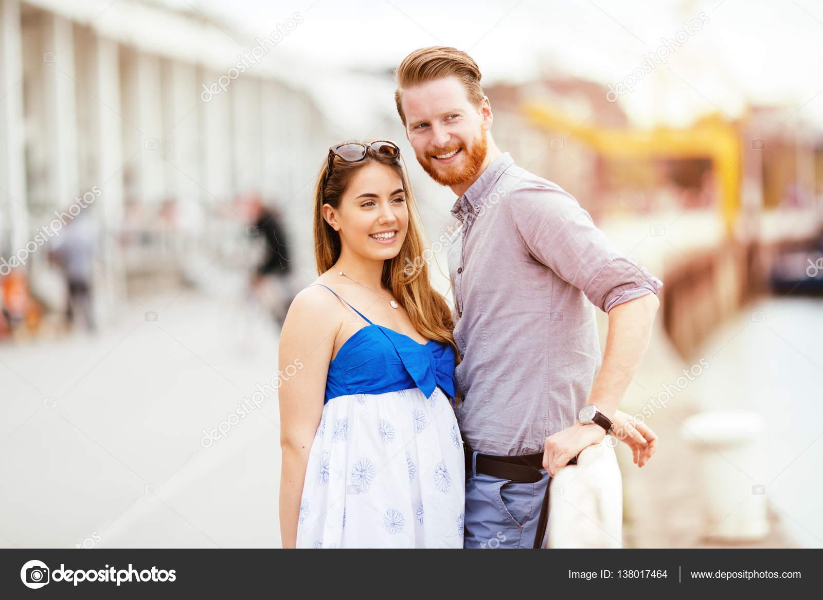 Imágenes 2 Personas Enamoradas Dos Personas Enamoradas Foto De