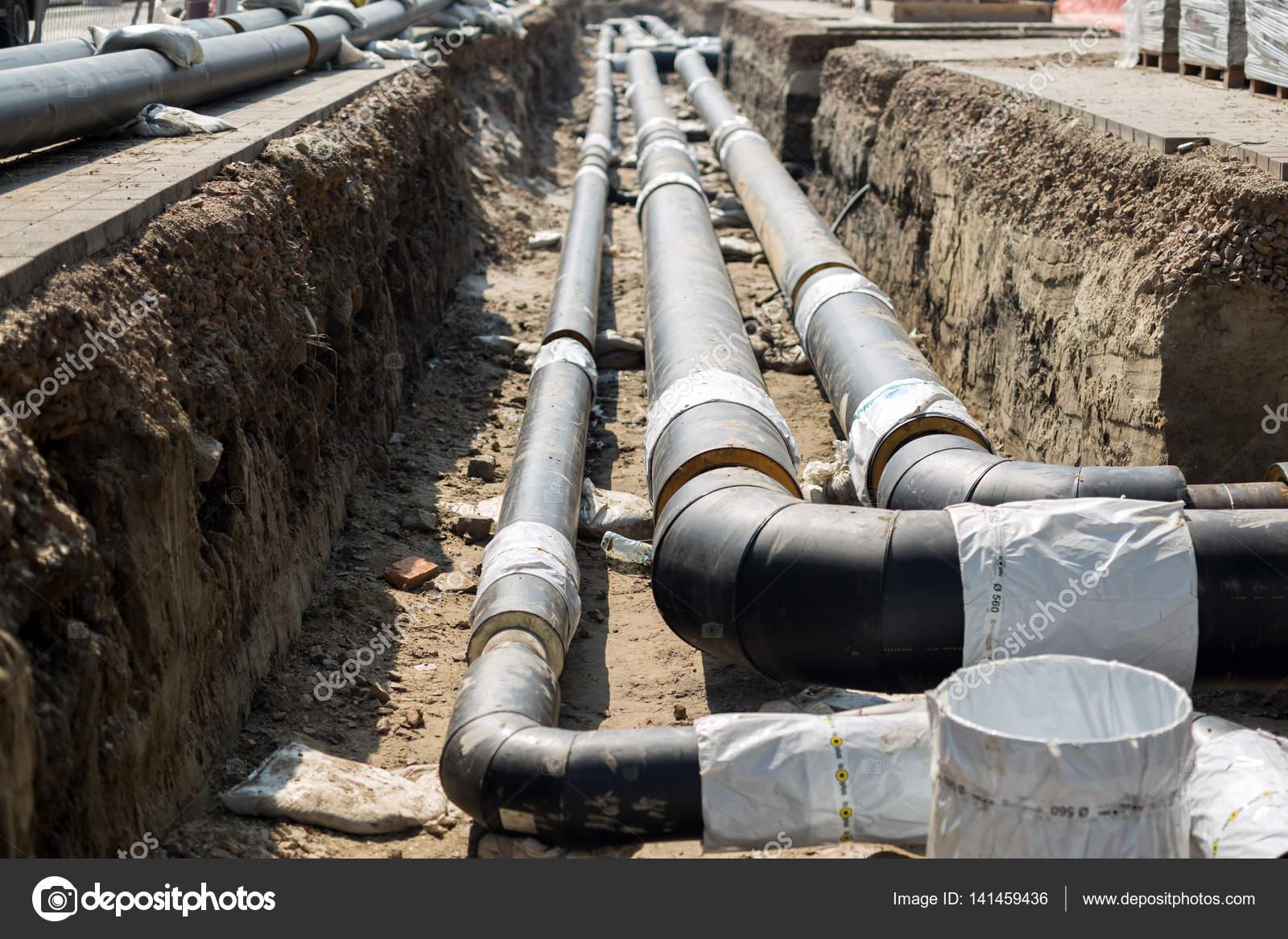 Grounding Gas Pipe - Acpfoto