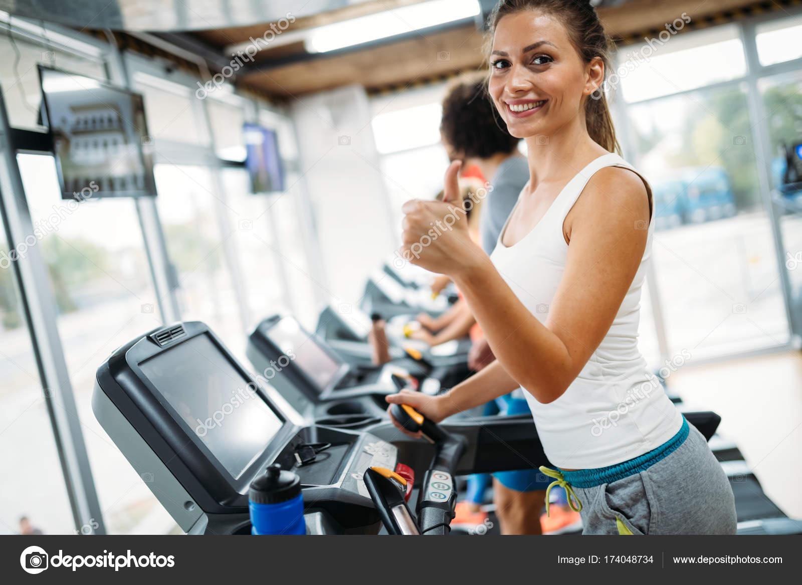 Cardio gym para bajar de peso
