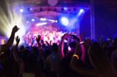 Fényképek Kép a párt az emberek a dance zenei fesztivál