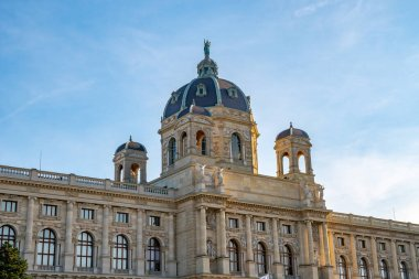 The Natural History Museum or Naturhistorisches in Vienna, Austr