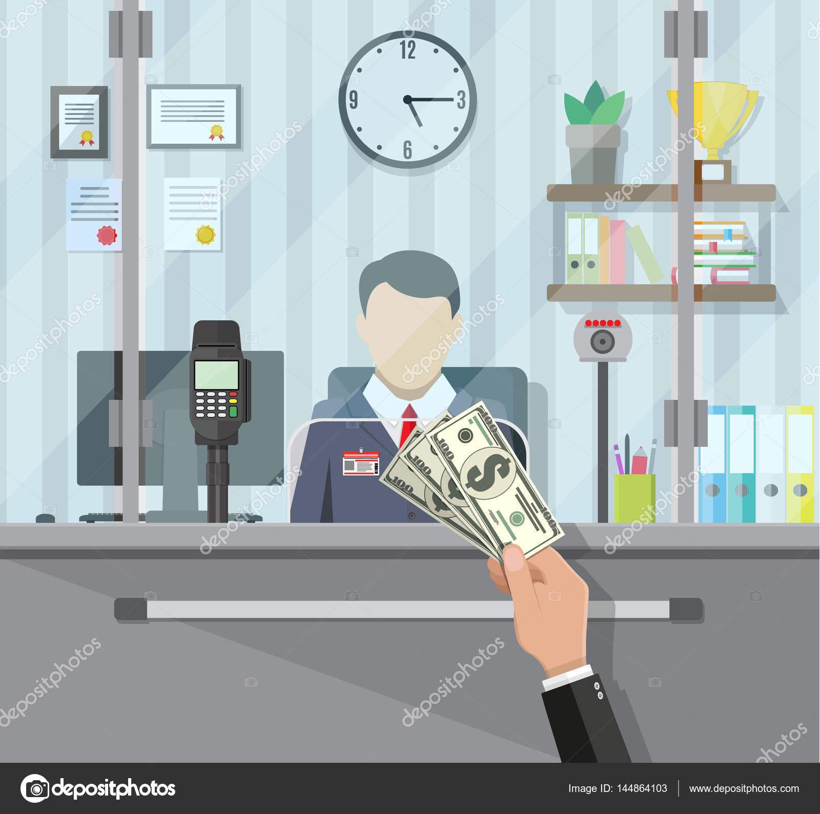 Cajero banco detr s de la ventana archivo im genes for Cajeros banco santander para ingresar dinero