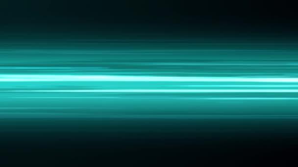Modré světlo Anime Rychlé čáry pohybu na tmavém pozadí. 4K Animation Diagonal Perspective Anime Comic Speed Lines. Pozadí pohybu anime.