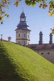 Fotografia Belarus, Nesvizh: Nesvizh Castle (fragment)