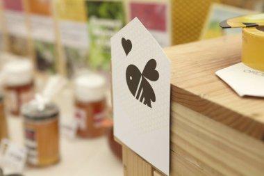 Organic products at Aoyama Farmers Market