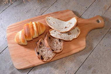 photo of French bread
