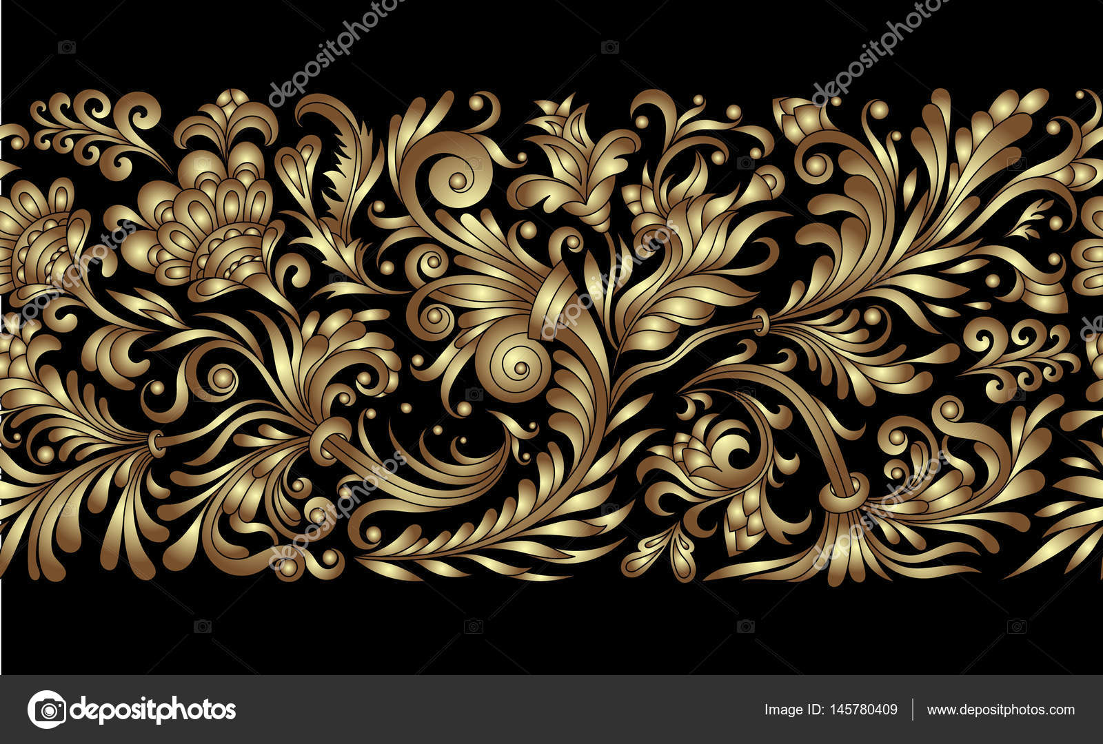 Line The Art Element : Curl floral vector element royalty free stock image storyblocks