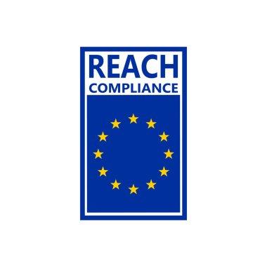 RoHs compliant. Reach compliance. European Union