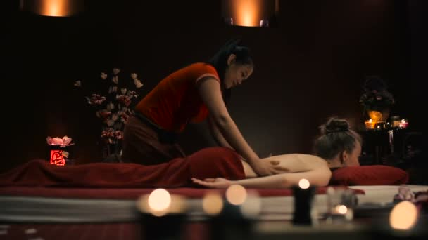 Video Of Asian Massage