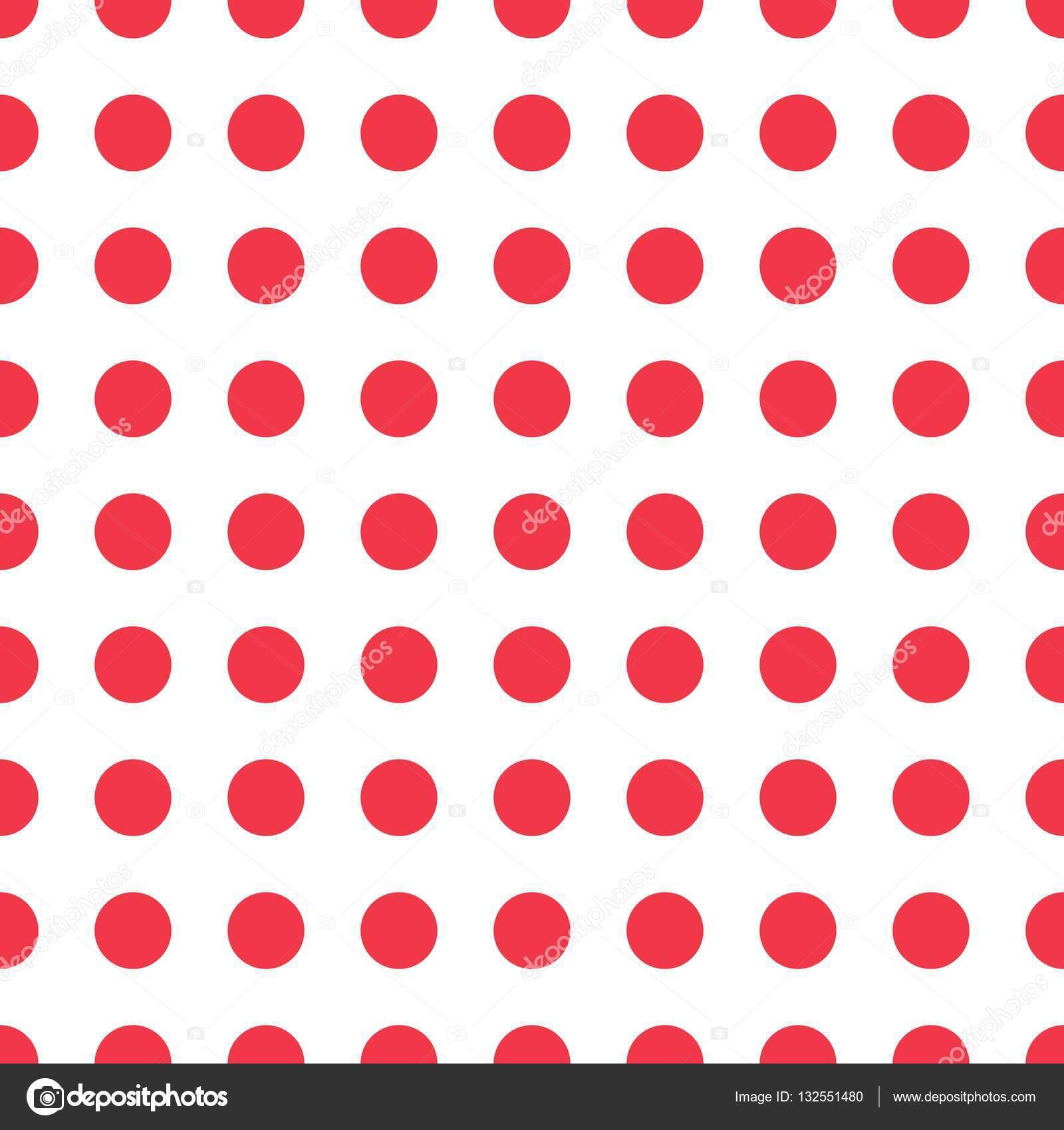 guisantes de patrones sin fisuras rojo — Archivo Imágenes ...