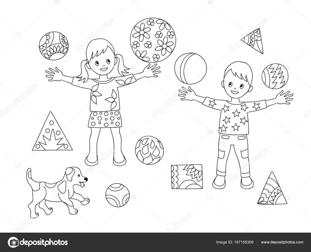 Disegni da colorare pagina bambini e cucciolo vettoriali - Phoenix pagina da colorare ...