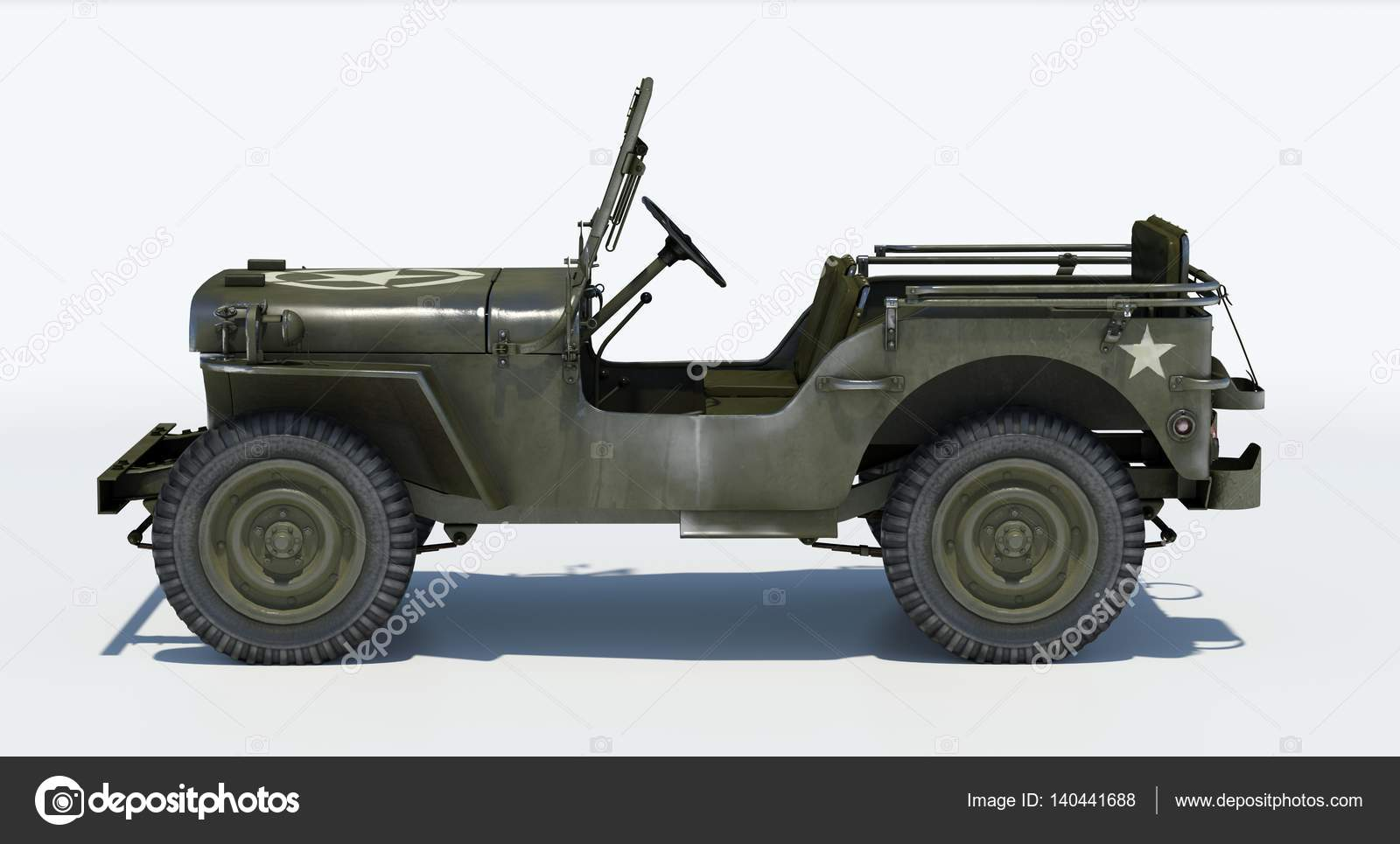 Jeep mb jeep : Willys MB Jeep – Stock Editorial Photo © thepromax.com@gmail.com ...