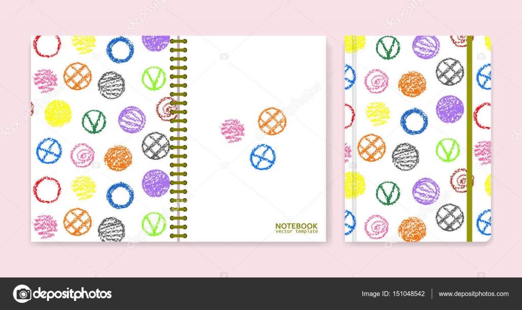 Dibujos Portadas Cuadernos Diseño De Portada Para