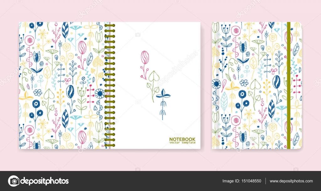 Dibujos Portadas Para Cuadernos Diseño De Portada Para