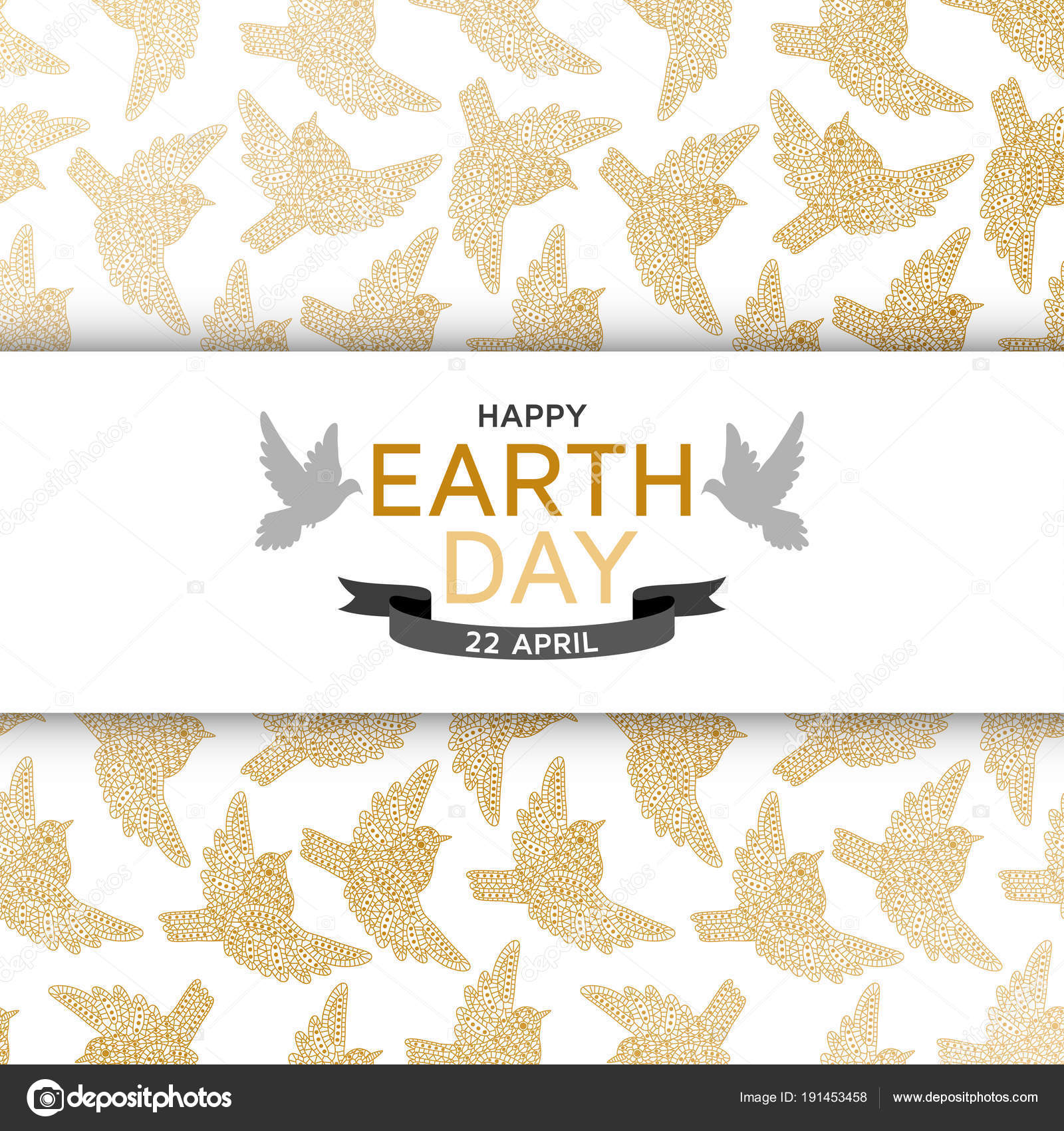 Happy Earth Day background. Good design template for banner ...