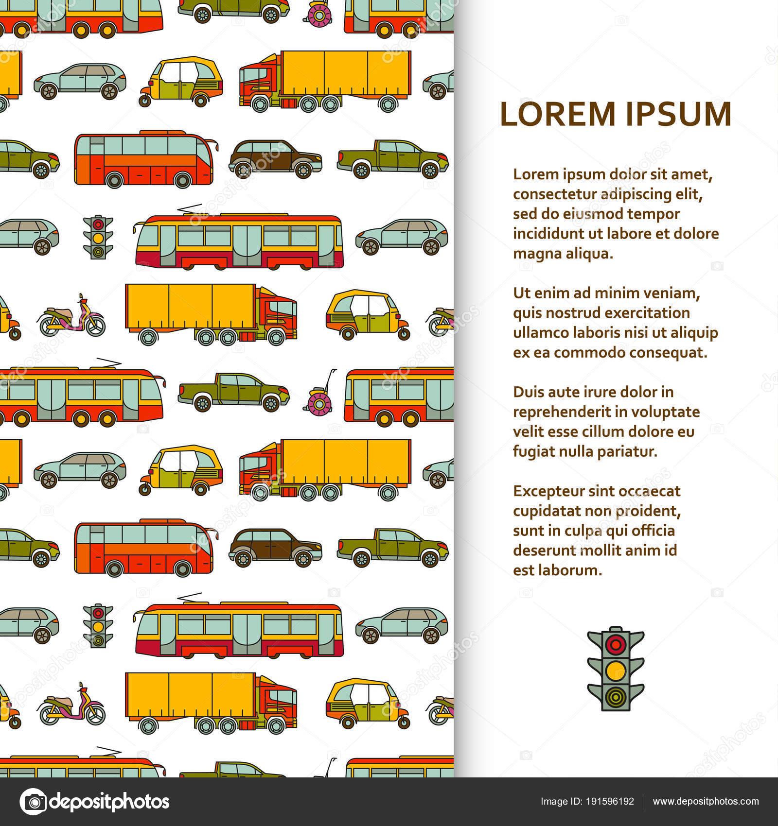 Berühmt Fahrzeugverpackungen Vorlagen Zeitgenössisch - Beispiel ...