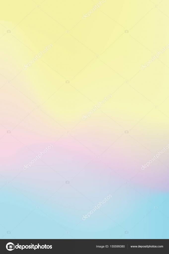 fundo de papel hologr u00e1fico de amarelo  azul e rosa degrad u00ea