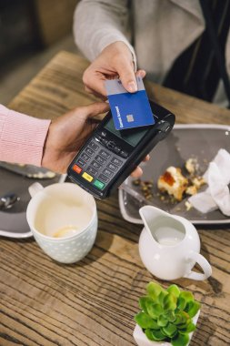 Contactless Cafe Payment