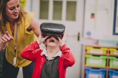 Virtual Reality Education
