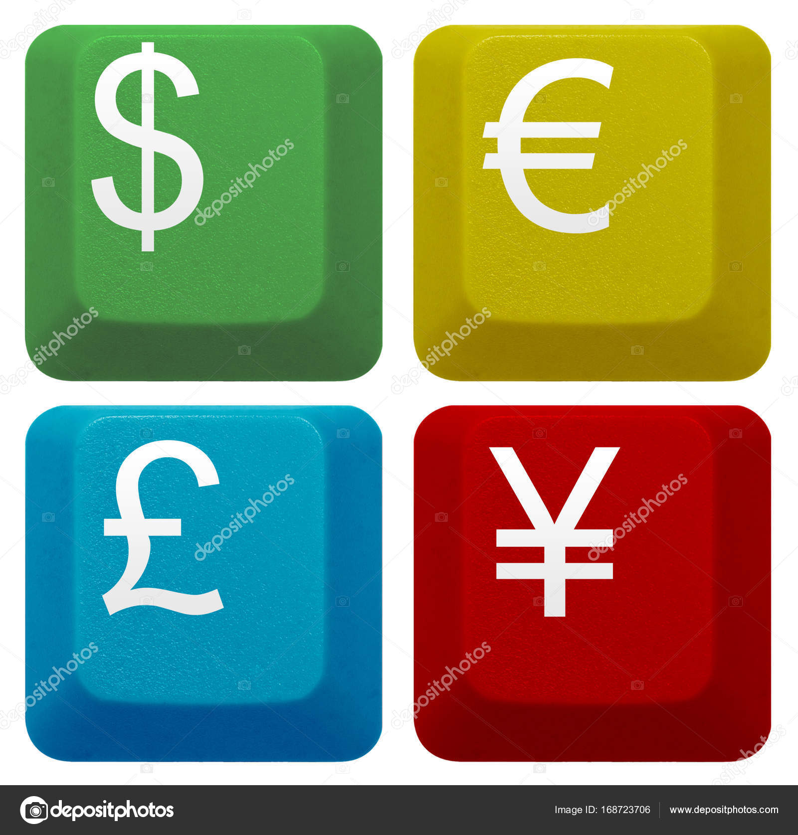 Set of computer keyboard key with dollar euro pound and yen curr set of computer keyboard key with dollar euro pound and yen currency symbol isolated photo by canbedone biocorpaavc
