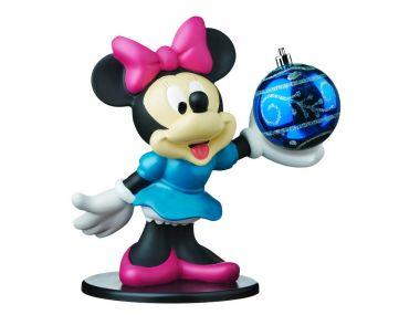 Minnie mouse Disney xmas ball isolated