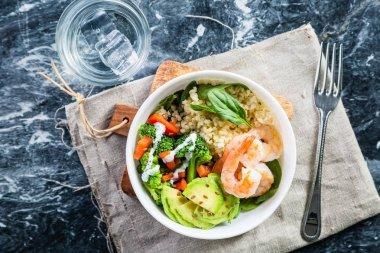 Buddha bowl - balanced meal