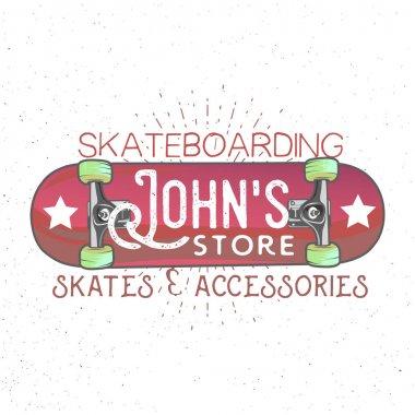 skate store logo