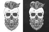 Mexikanisches Totenkopf-Design