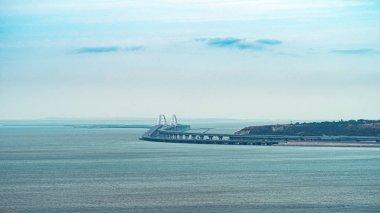 Finished Crimean Bridge