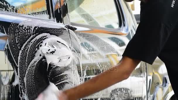Mytí aut podle protokolu soap