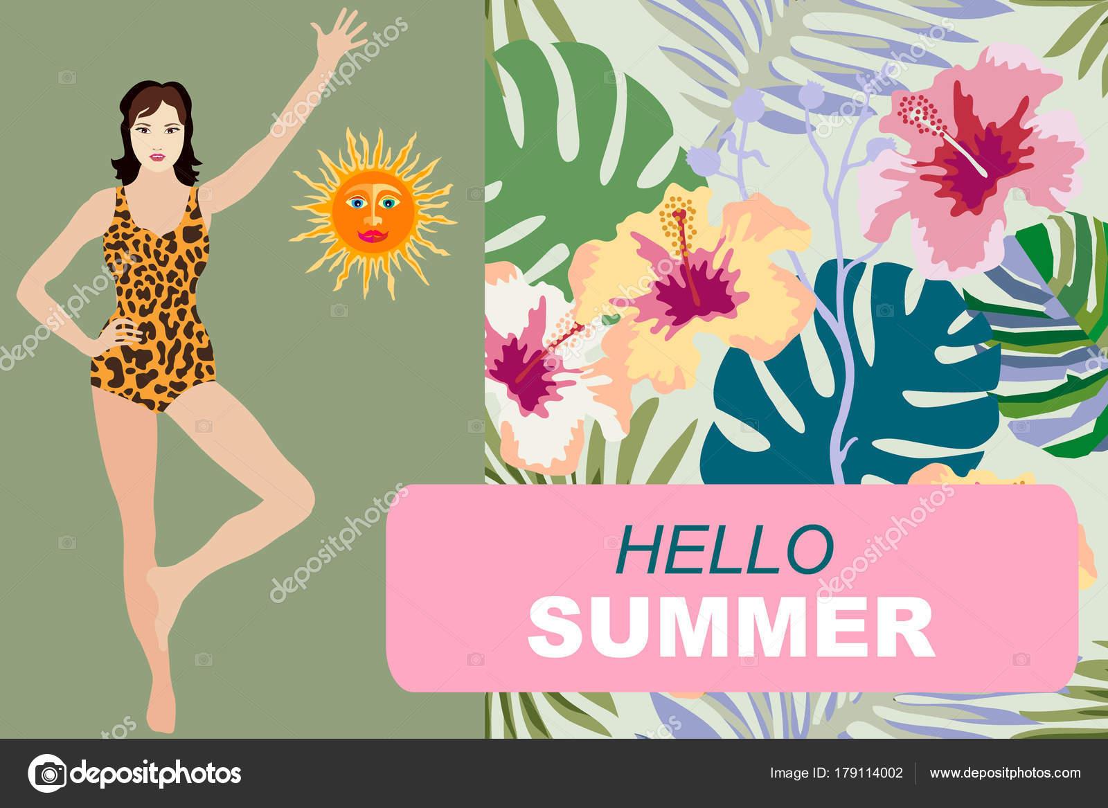 Design For Covers, Posters, Cards And Invitations. U2014 Vector By  SvetlanaKononova