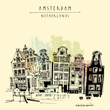 Amsterdam city tourist card, Holland