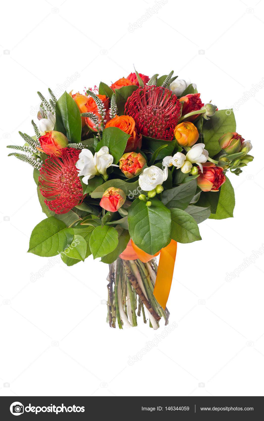 Bellissimo Mazzo Di Fiori.Beautiful Bouquet Of Flowers Stock Photo C Pechatnik1506 146344059