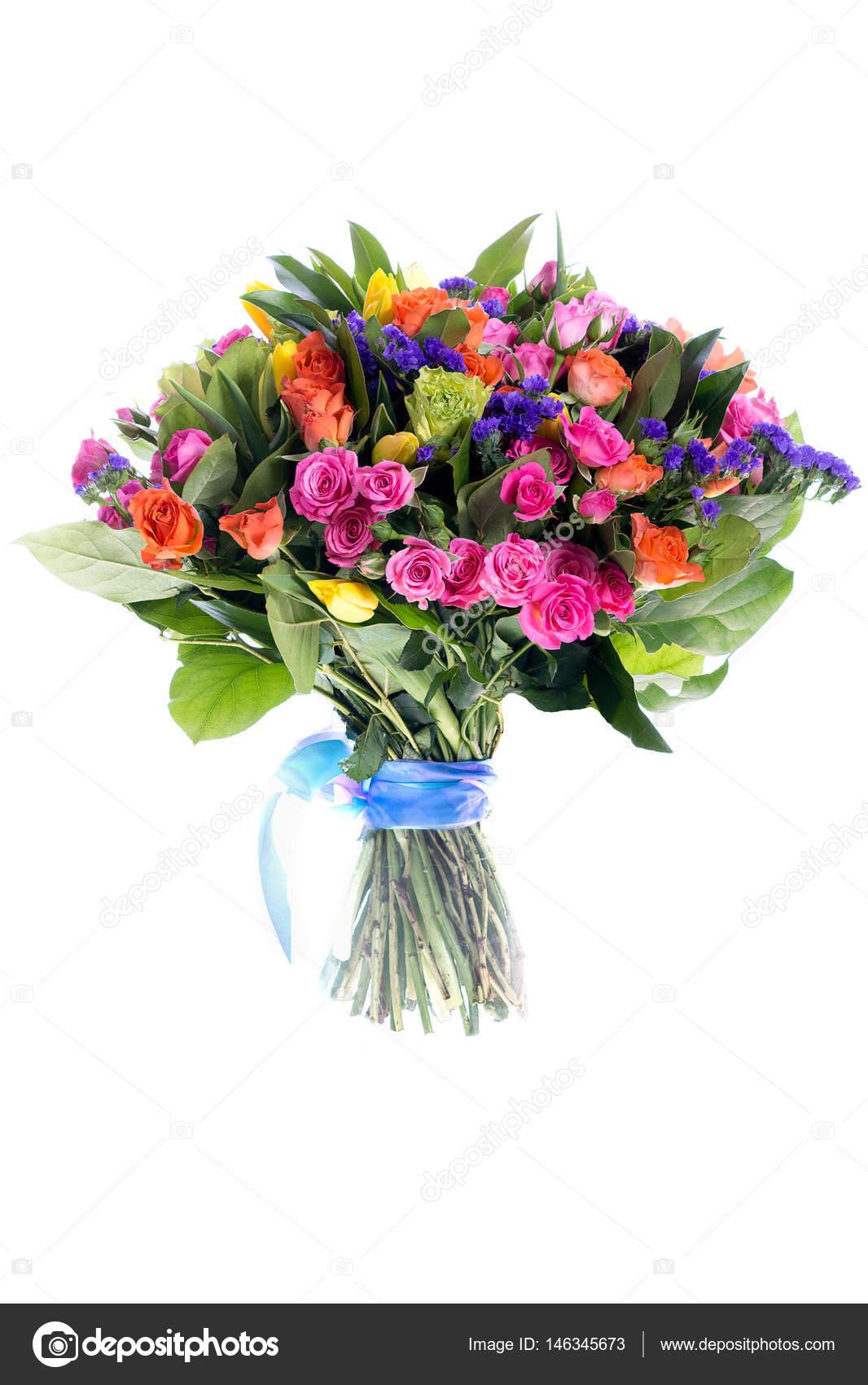 Güzel Bir Buket çiçek Stok Foto Pechatnik1506 146345673