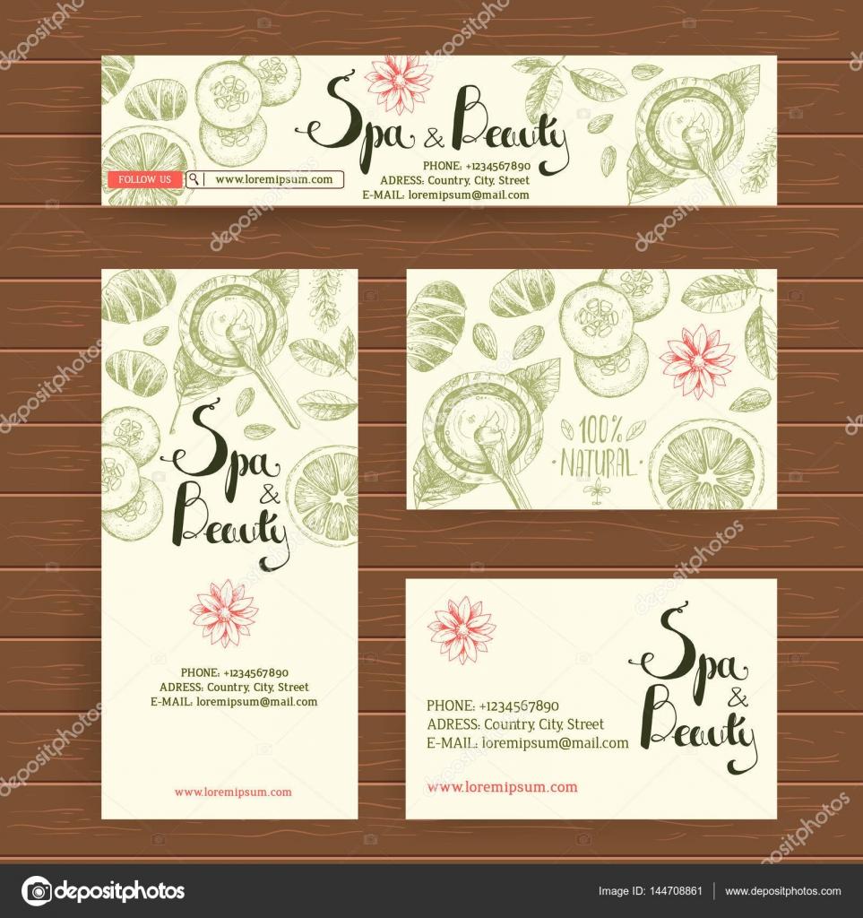 Diseño de plantillas para folletos — Archivo Imágenes Vectoriales ...
