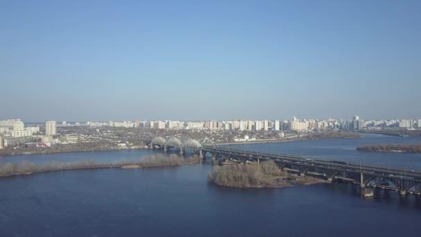 Kiewer Stadtbild, Luftaufnahme