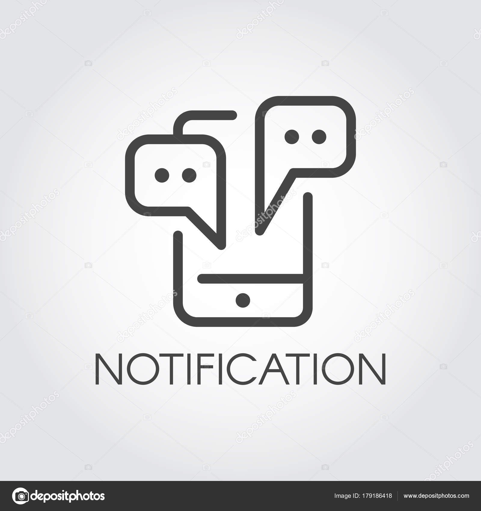 fish icon notification