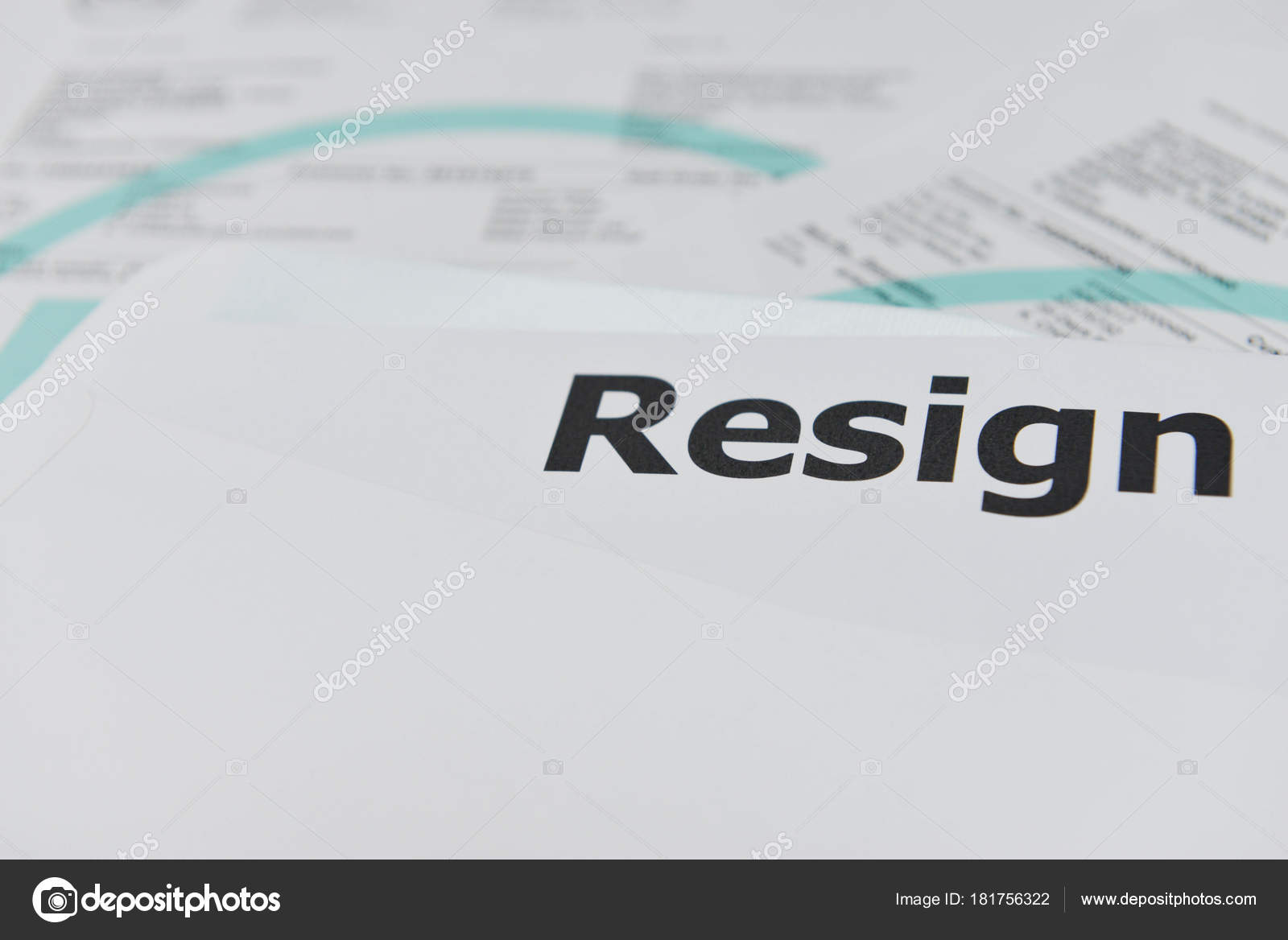 Resignation letter envelope stock photo magneticmcc 181756322 resignation letter envelope stock photo spiritdancerdesigns Gallery