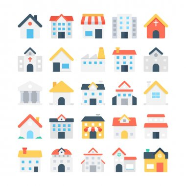 Building Colored Vector Icons 1