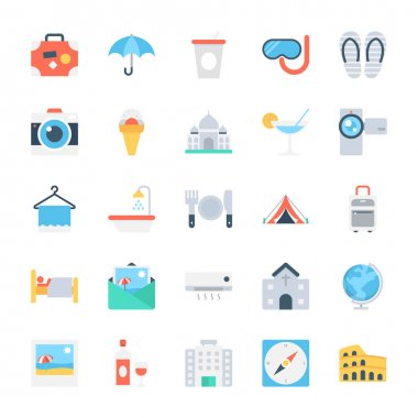 Travel Vector Icons Pack! icon