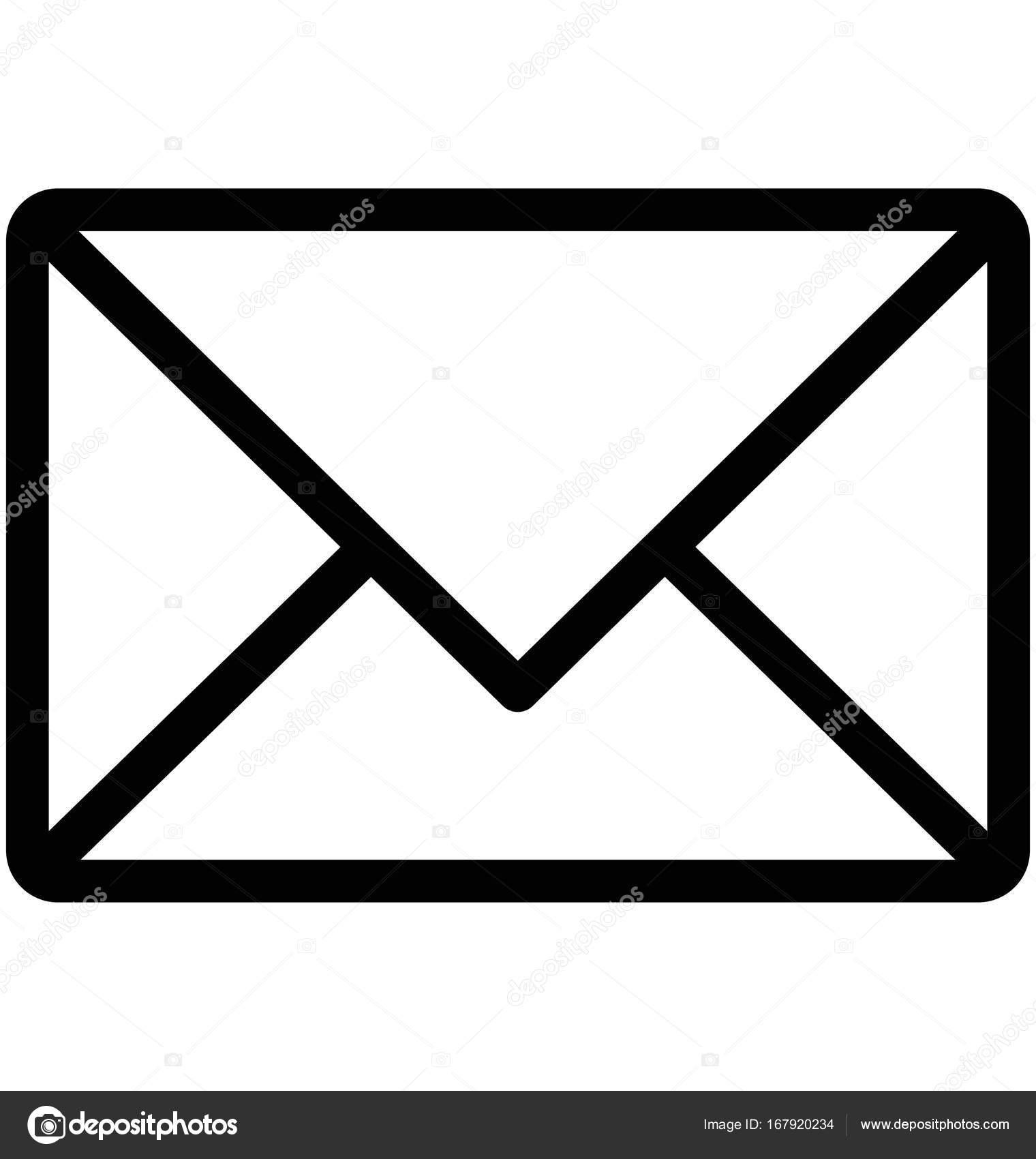 envelope vector icon stock vector vectorsmarket 167920234 rh depositphotos com enveloppe vectorielle envelope vector free download