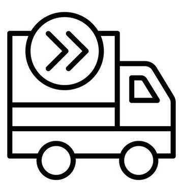 Express Delivery Vector Icon