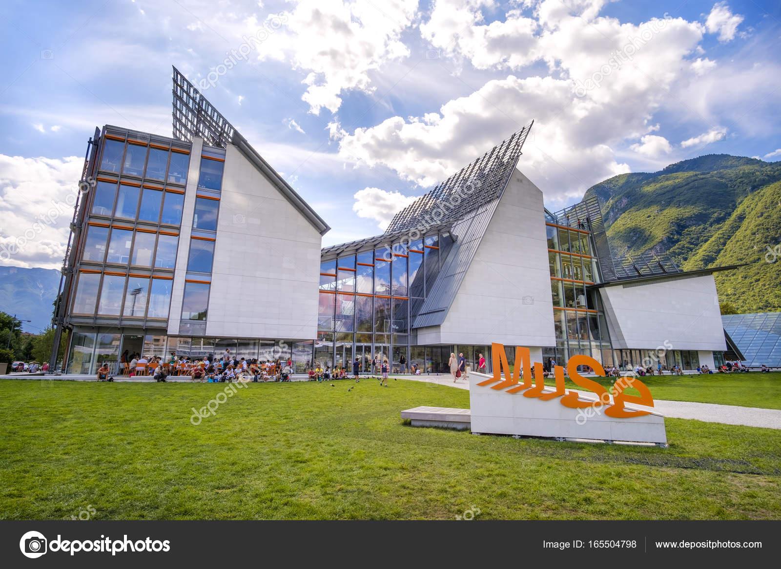 Museo di muse di trento museo di storia naturale for 1 piano piano di storia