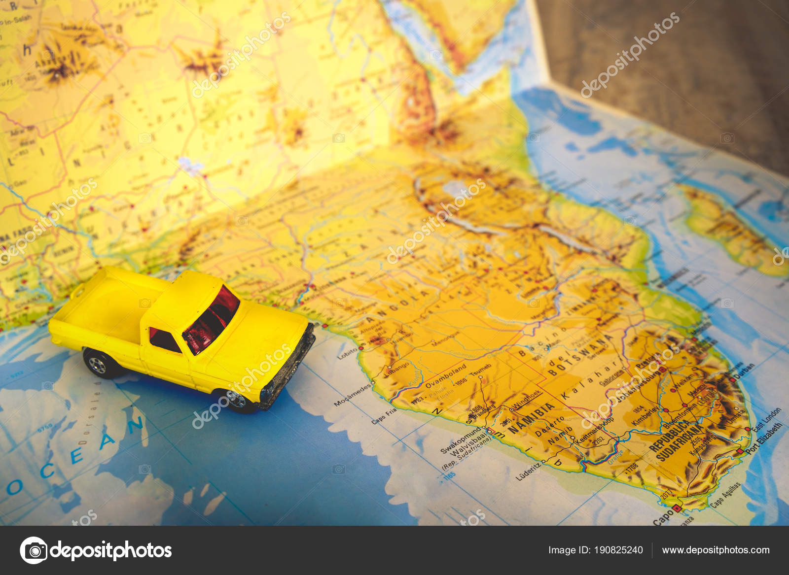 Namib Wüste Karte.Namib Wüste In Südafrika Wüstenstraße Reise In Südafrika Mit